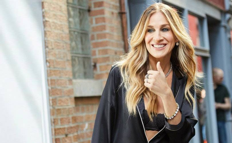 "Intimissimi : Campagne ""No one can judge me"" avec Sarah Jessica Parker"