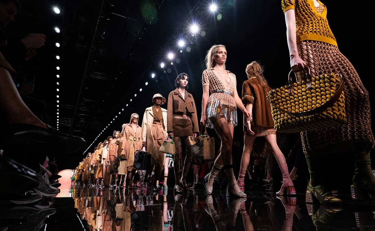 Aperçu de la fashion week de Milan printemps-été 2020