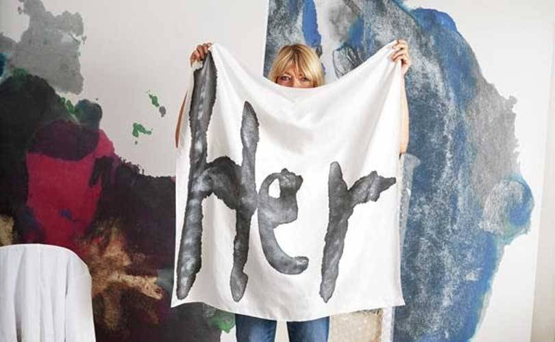 En image : Kim Gordon collabore avec & Other Stories