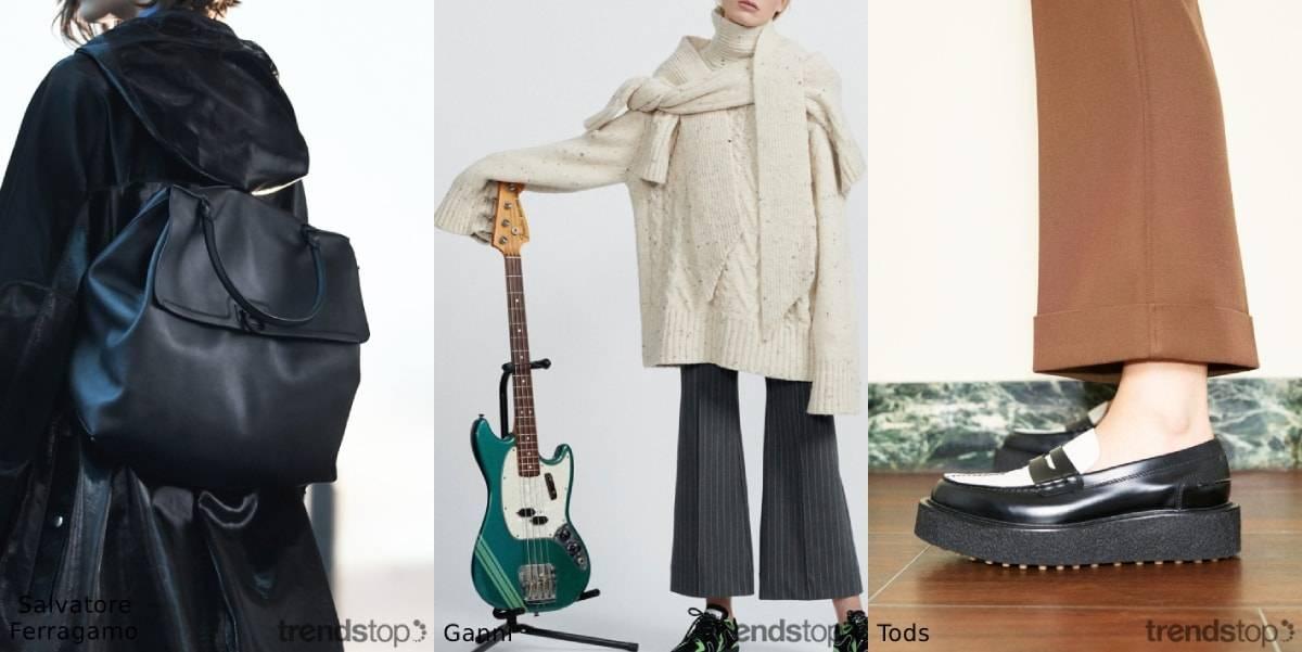 Les thèmes clés de la mode pour la saison automne-hiver 2021