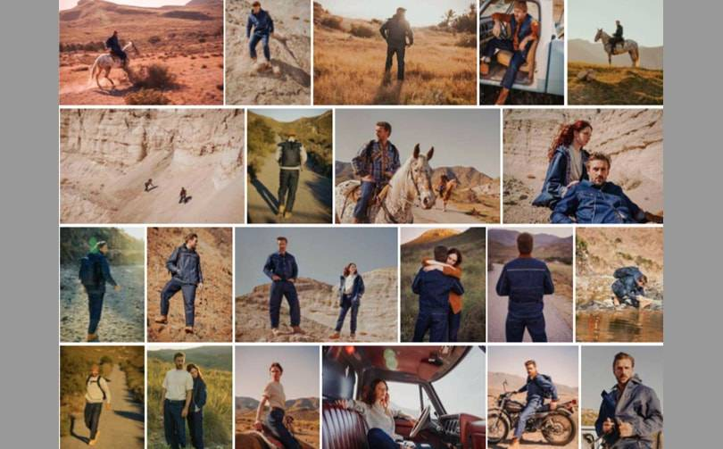 Lee Jeans collabore avec Timberland