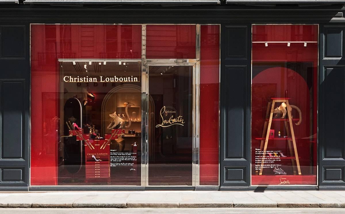 christian louboutin in amsterdam