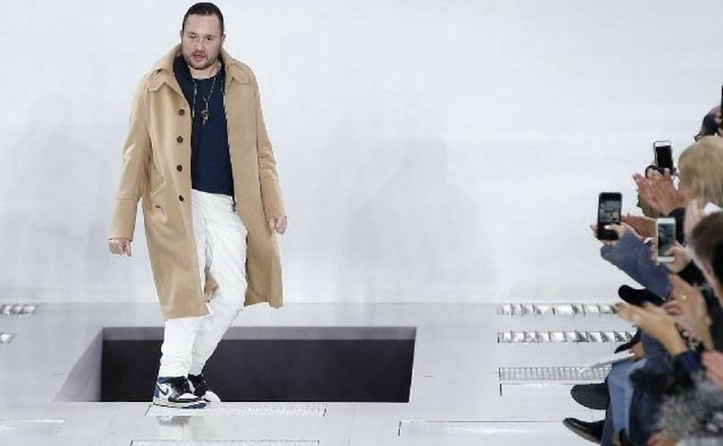 Kim Jones quitte Louis Vuitton
