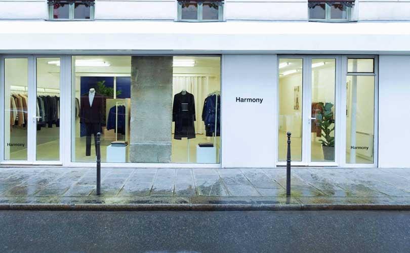 la premi re boutique harmony a ouvert ses portes dans le haut marais. Black Bedroom Furniture Sets. Home Design Ideas