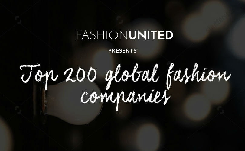 FashionUnited lance l'index Global Top 200 Entreprises de Mode