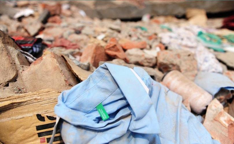 Benetton va verser des fonds pour les victimes du Rana Plaza