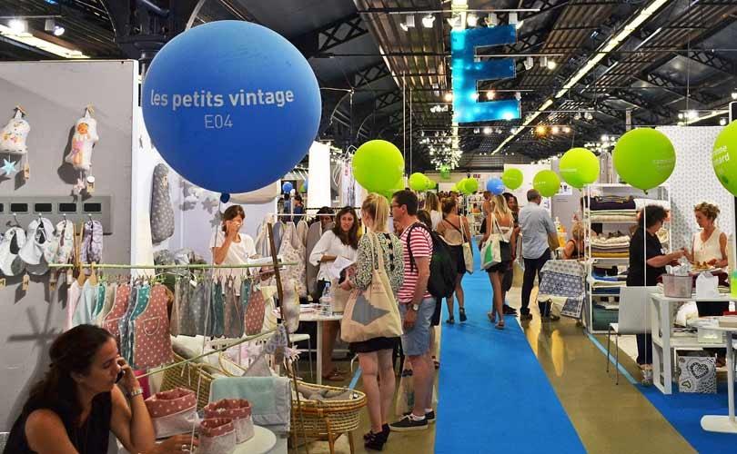 Playtime paris a rassembl plus de 470 collections pour le for Salon playtime paris