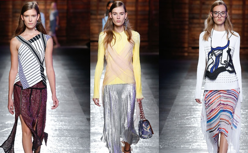 All change at Pucci as Milan looks on the lighter side of life