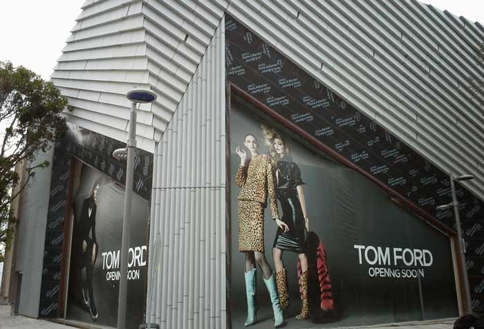 Tom Ford ouvre à Miami