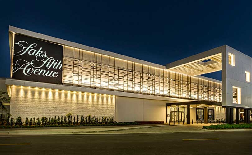 Saks Fifth Avenue se retire de Dubaï