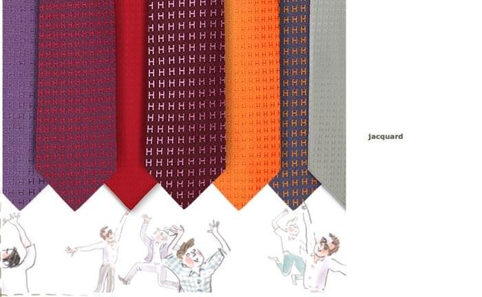 cravates en soie sacs luxueux des artisans d 39 herm s mexico. Black Bedroom Furniture Sets. Home Design Ideas