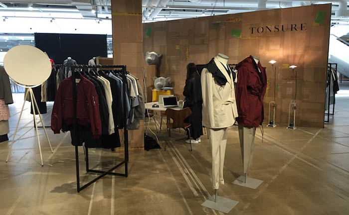 En image: Le CIFF, Copenhagen International Fashion Fair