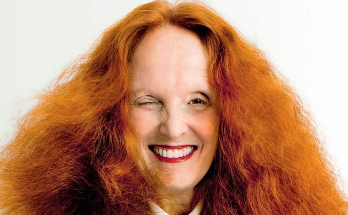 Grace Coddington quitte son poste de Creative director au Vogue US