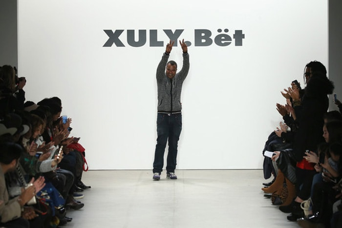 New York Fashion Week: Xuly.Bët tente un retour
