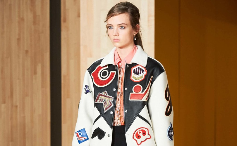 New York Fashion Week: Tory Burch cavalière, Rodarte en dentelle