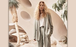 "Mango lance ""Mango Committed"", une collection de mode durable"