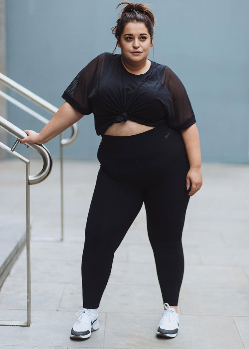 En image : la collection Nike plus size