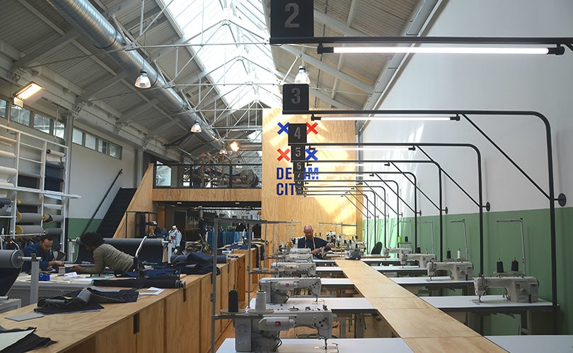 Denim City : un tour virtuel du House of Denim