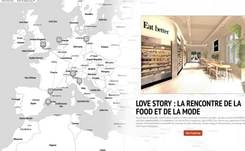 Love Story : la rencontre de la food et de la mode