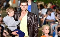Fashion Week homme: des silhouettes eighties ou romantico-punk