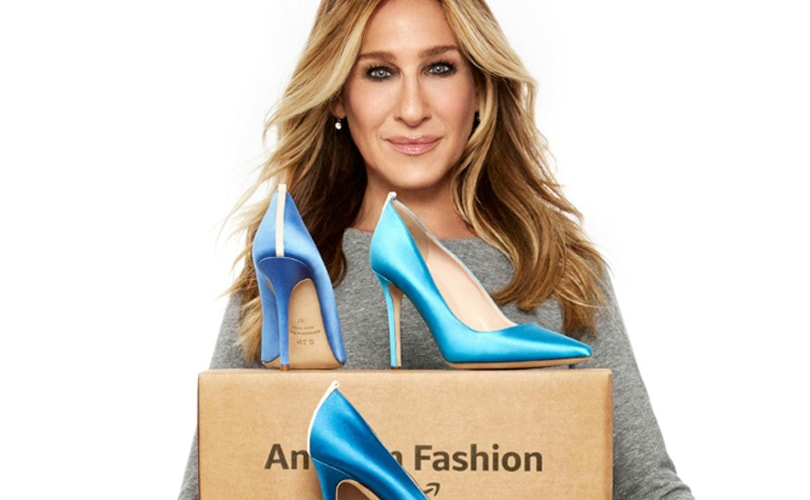 Amazon Mode Europe s'offre Sarah Jessica Parker