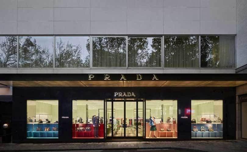 En image le nouveau flagship de prada bruxelles - Cabinet de recrutement retail mode luxe ...