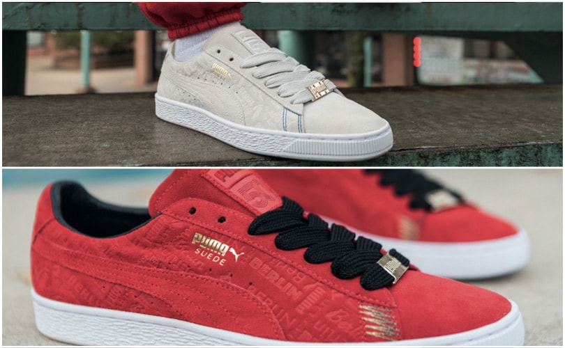 d9d11ced3 Hommage au hip-hop avec le pack Suede 50 Breakdance Cities de Puma