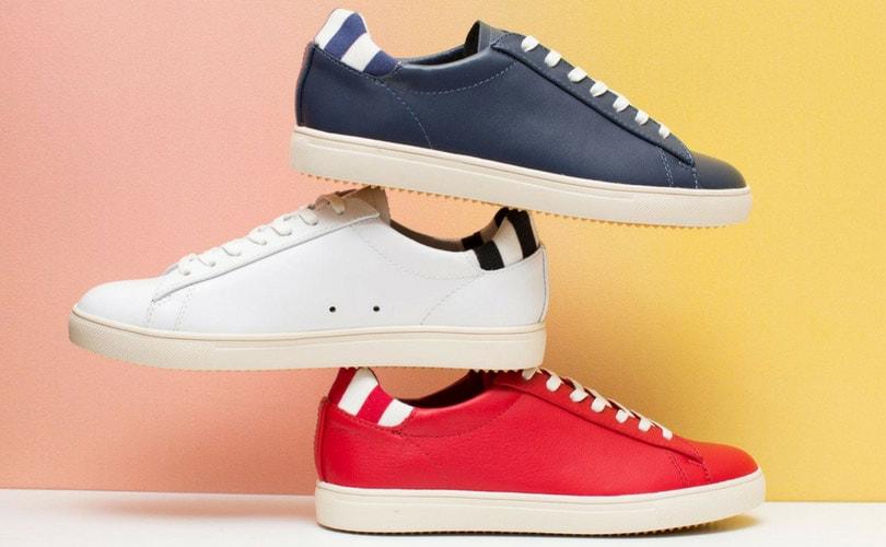 8a412c299388a Sneakers : collaboration entre Agnès b. et la marque Clae
