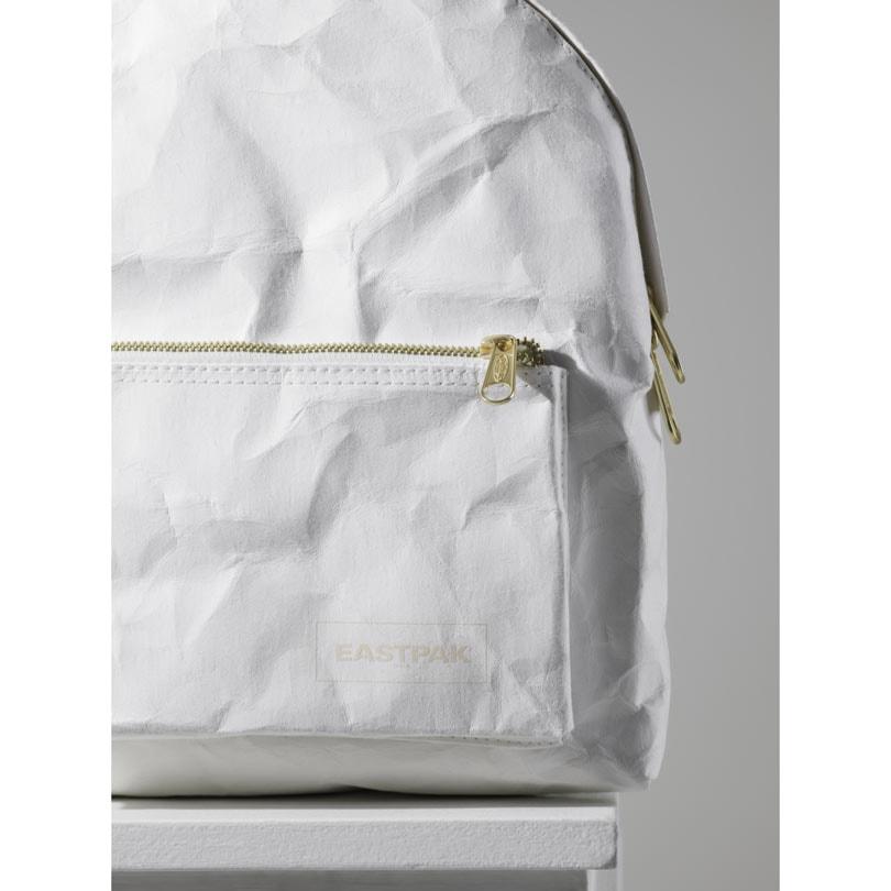 Des sacs en papier kraft pour la nouvelle collection Eastpak