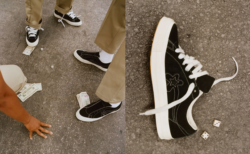 Tyler, The Creator x Converse : Nouvelle collaboration Golf le Fleur