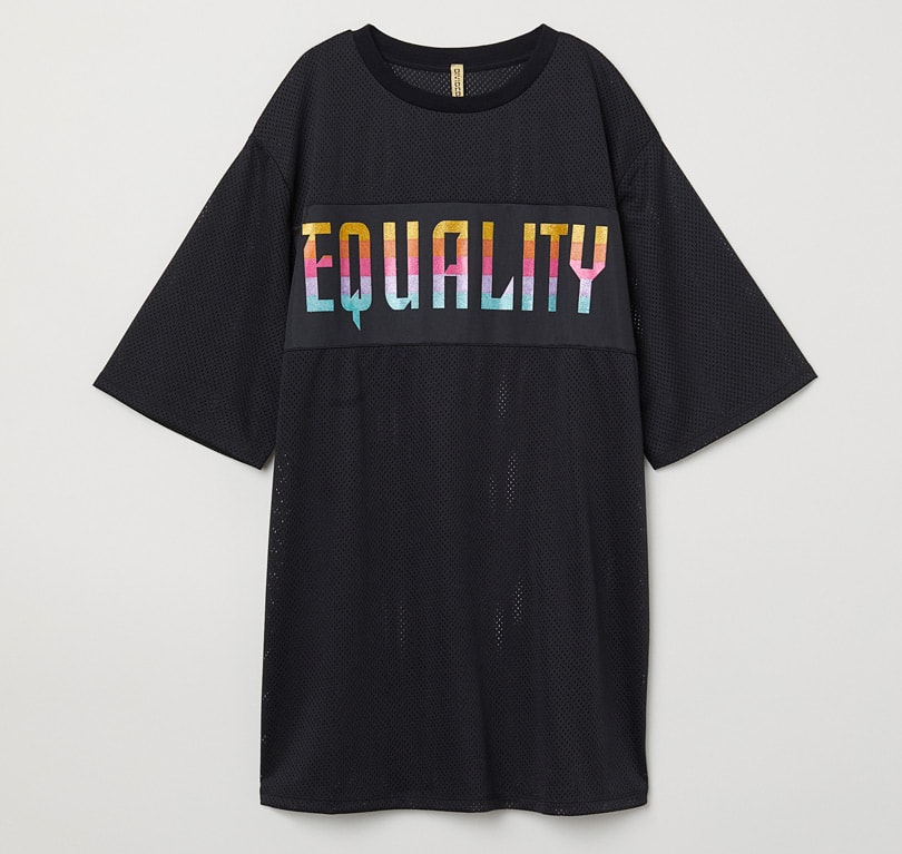 "H&M soutient la communauté LGBT avec sa collection ""Love for All"""
