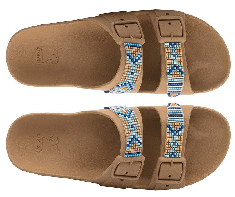 qualité aspect esthétique magasiner pour les plus récents Sandales d'été Cacatoès, l'esprit Brésil pour tous les ...