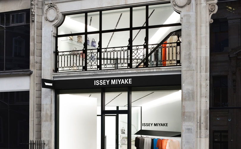 Issey Miyake ouvre une nouvelle boutique à Londres
