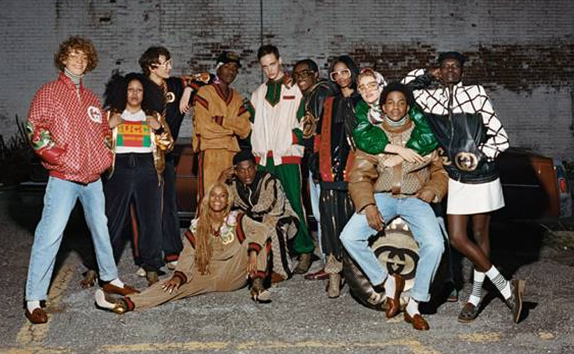 Lancement de la collection Gucci-Dapper Dan