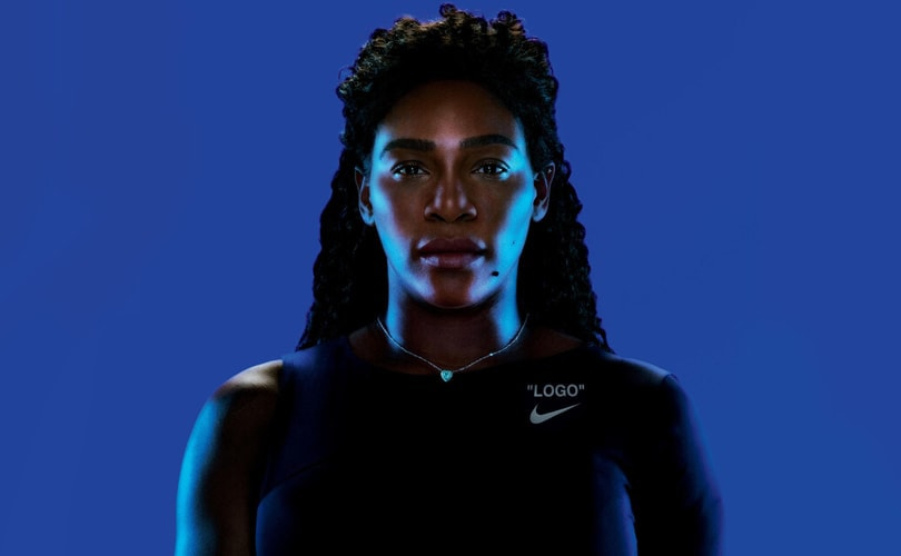 Virgil Abloh signe la nouvelle collection de Nike en hommage à Serena Williams