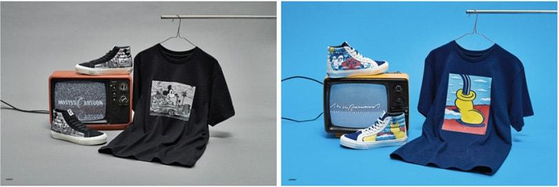 6d2b9db1b979 Marque appartenant au groupe VF Corporation, Vans s est spécialisée dans  l univers du sportwear avec des chaussures, des vêtements et des  accessoires.