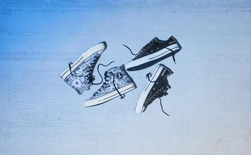 Lancement de Converse exclusive for Bershka, collection capsule de baskets