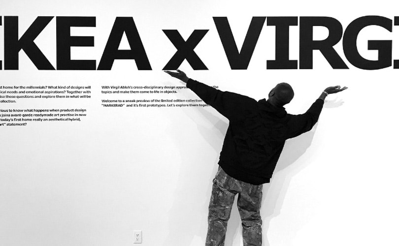 Ikea x Virgil Abloh : une before marchande organisée à Paris pendant la fashion week