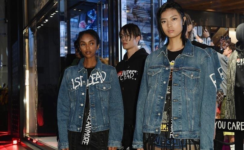 Diesel crée le buzz à Milan avec Nicki Minaj pour présenter sa collection