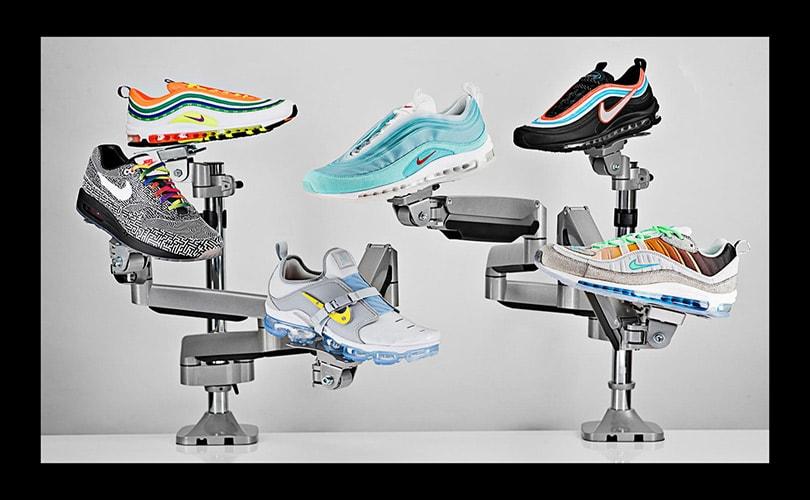 buy popular 99490 8e223 En image  les créations des gagnants du concours Nike On Air