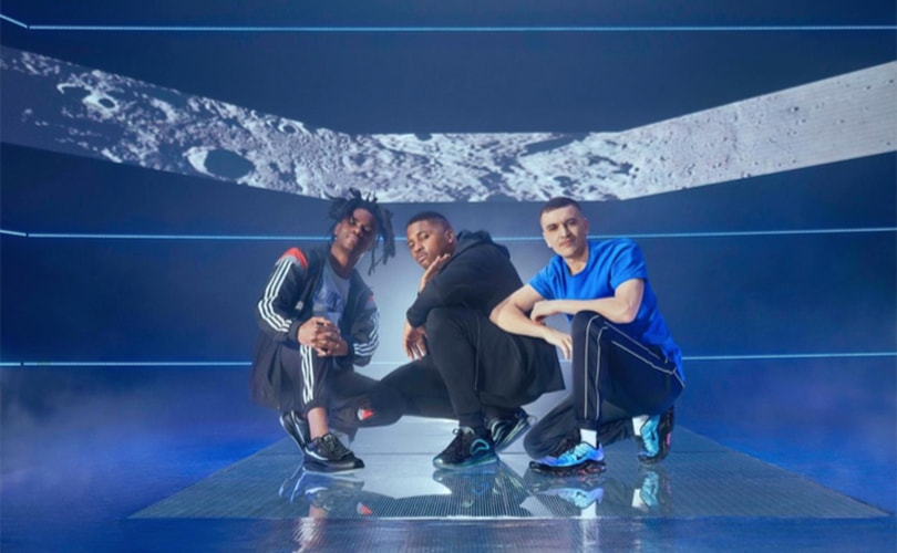 "Foot Locker s'associe à des artistes émergents pour sa nouvelle campagne ""Space Collection"""