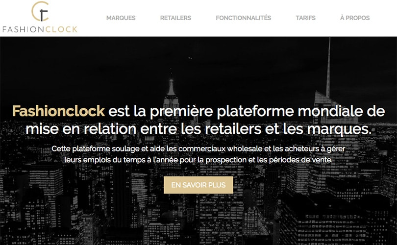 Fashionclock annonce sa participation au Salon Traffic