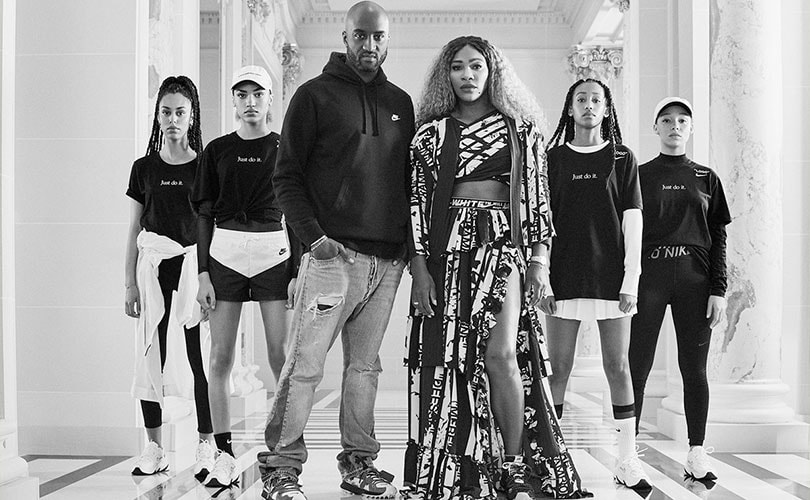 Serena Williams : muse de Virgil Abloh et de Nike