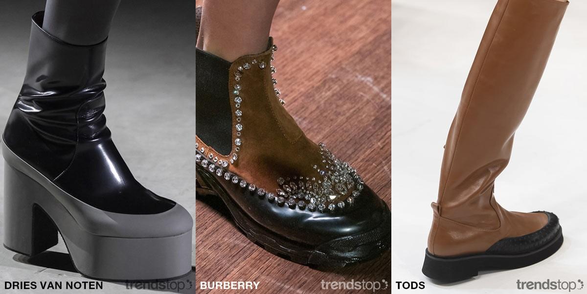 Principales Tendances De Chaussures Pour Femmes Pour La