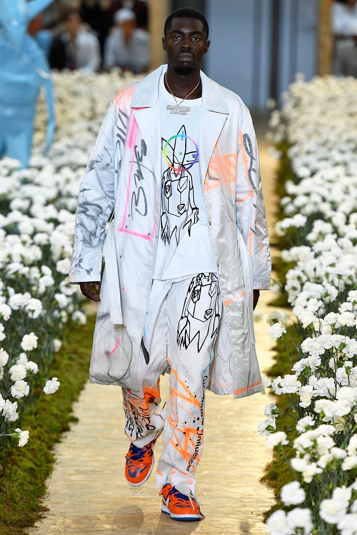 Contre-culture et mode durable : le streetwear chic de Off-White par Virgil Abloh