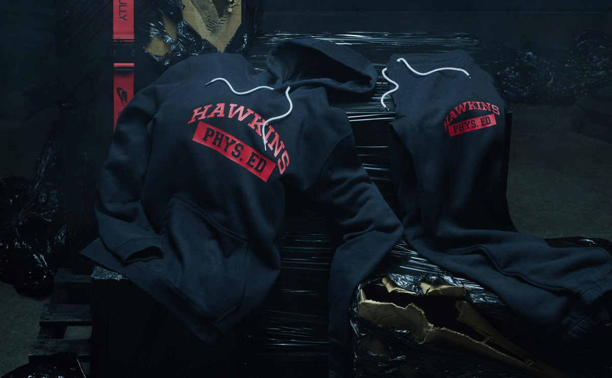 latest design good selling catch En images : Nike va lancer une collection Stranger Things