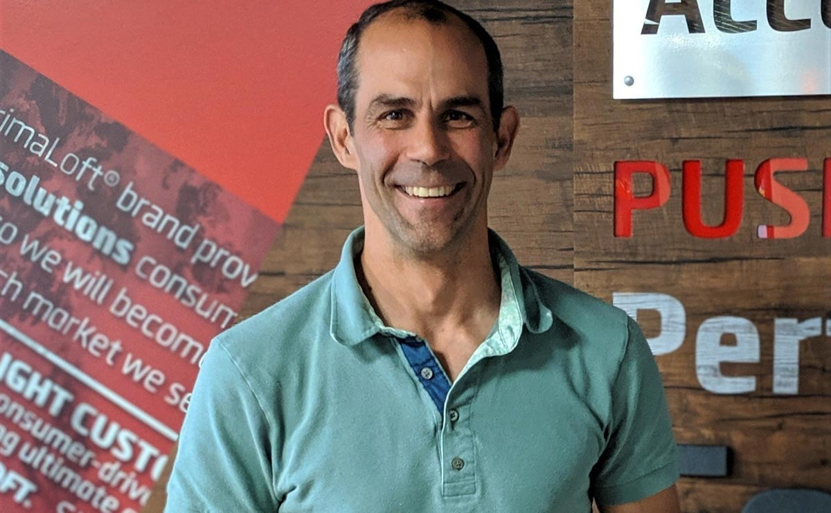 Primaloft nomme un nouveau Dg adjoint au marketing international