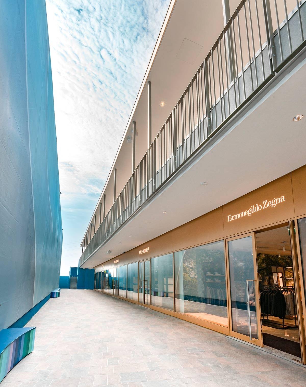 The Mall Luxury Outlet ouvre un nouveau centre dans le sud ...
