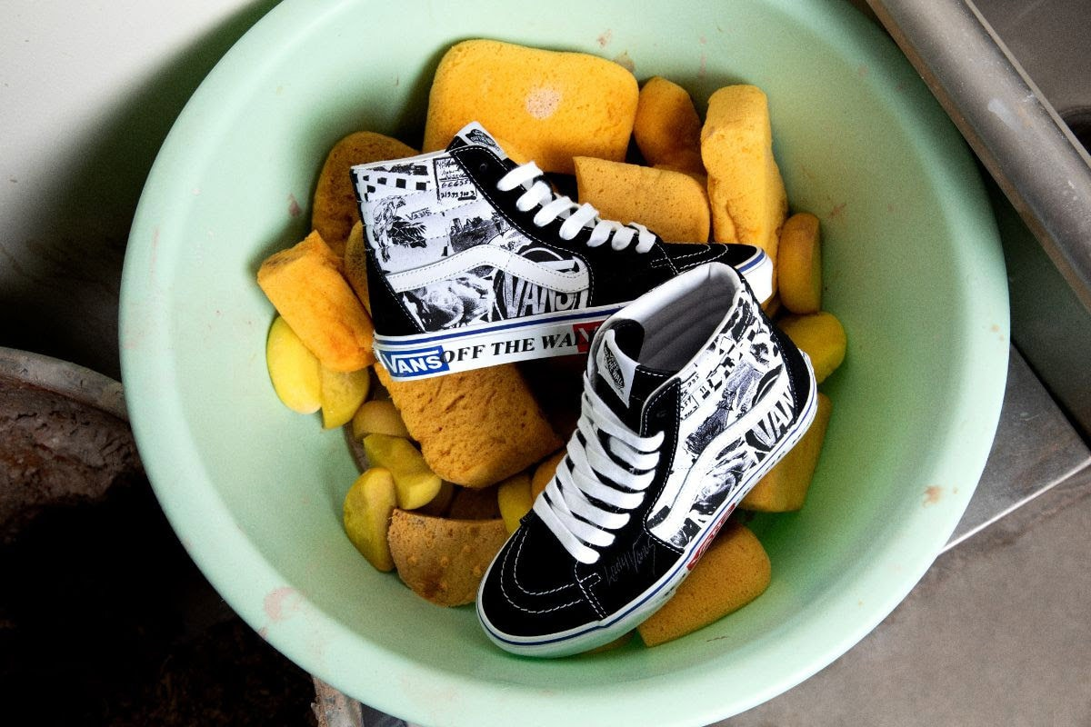 Vans lance sa collection personnalisable, Lady Vans