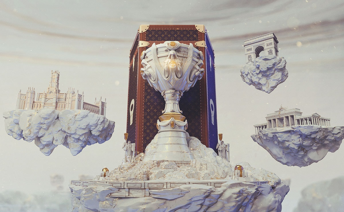 Louis Vuitton collabore avec la League of Legends World Championship